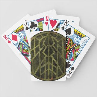 Wisconsin, Land of Barns Bicycle Playing Cards