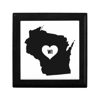 Wisconsin Love Gift Box