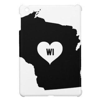 Wisconsin Love iPad Mini Covers