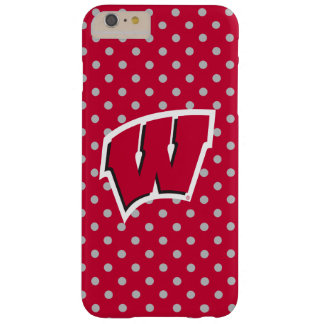 Wisconsin | Mini Polka Dots Barely There iPhone 6 Plus Case