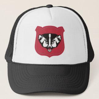 Wisconsin National Guard Military Insignia Cap