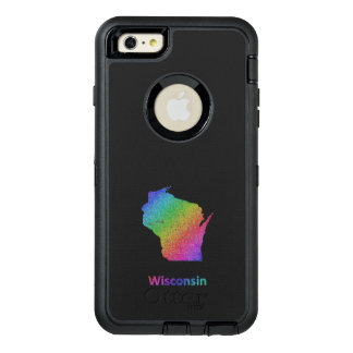 Wisconsin OtterBox iPhone 6/6s Plus Case