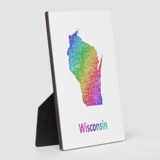 Wisconsin Plaque