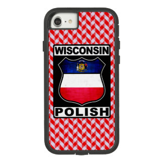 Wisconsin Polish American Phone Cover