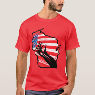 Wisconsin Protest T-Shirt