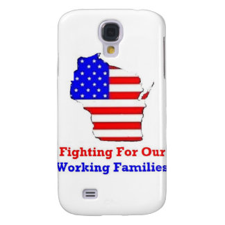 Wisconsin Protests Shirts Galaxy S4 Cover