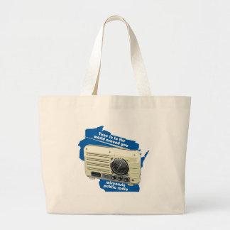 Wisconsin Public Radio Cloth Bag