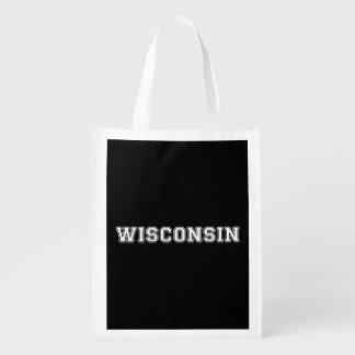 Wisconsin Reusable Grocery Bag