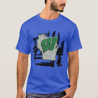 Wisconsin State Pride T-Shirt
