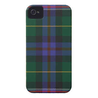 Wisconsin_state_tartan iPhone 4 Covers