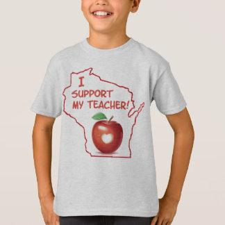 Wisconsin teachers T-Shirt