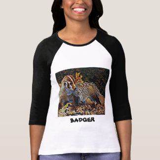 Wisconsin The Badger State T-Shirt