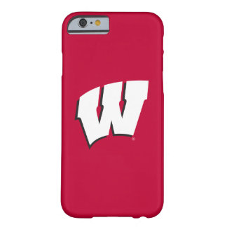 Wisconsin | University of Wisconsin Logo Barely There iPhone 6 Case