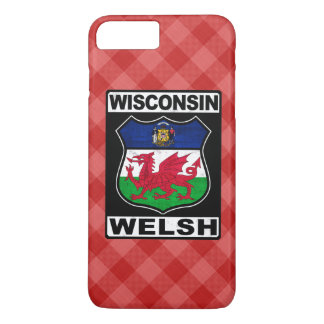 Wisconsin Welsh American Phone Case