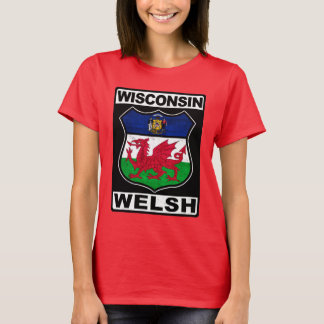 Wisconsin Welsh American T-Shirt