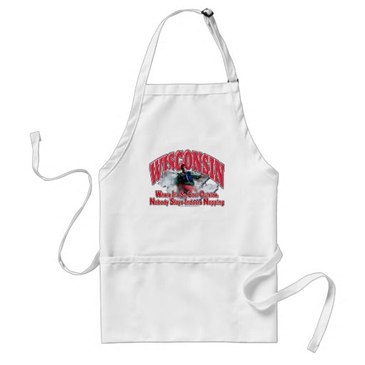 Wisconsin Whitewater Aprons