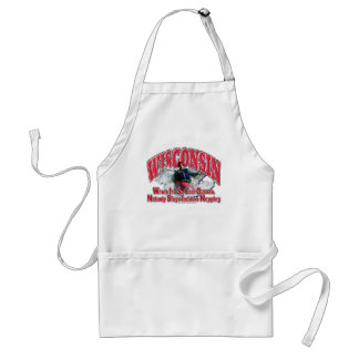 Wisconsin Whitewater Standard Apron