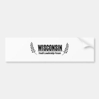 Wisconsin YLF Bumper Sticker