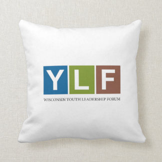 Wisconsin YLF Cushion