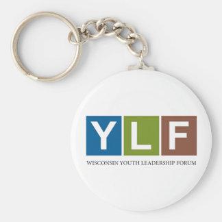 Wisconsin YLF Key Ring
