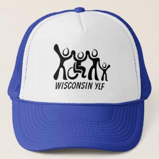 Wisconsin YLF Trucker Hat