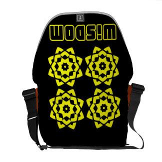 Wisdom 631 Art Messenger Bag