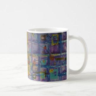 Wisdom canvas coffee mug