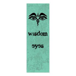wisdom eyes business cards