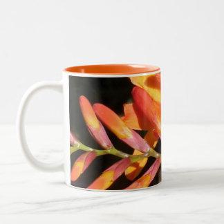 'Wisdom' Flower Mug