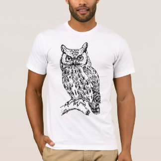 Wisdom of the Ace - Bokuto Owl - Kanji Version T-Shirt