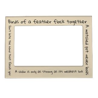 Wisdom Picture Frame