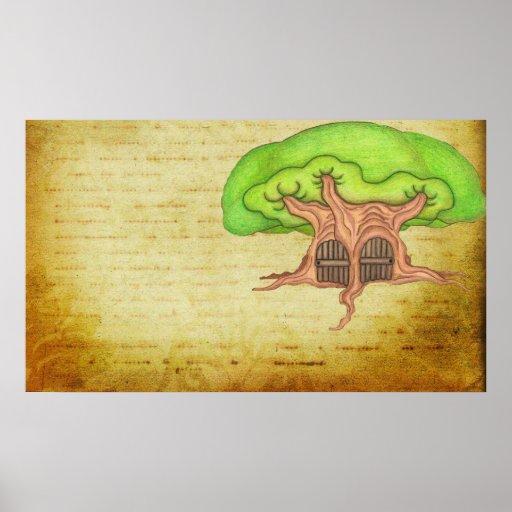 Wisdom Tree Poster