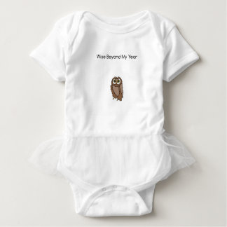 Wise Beyond My Year Baby Bodysuit