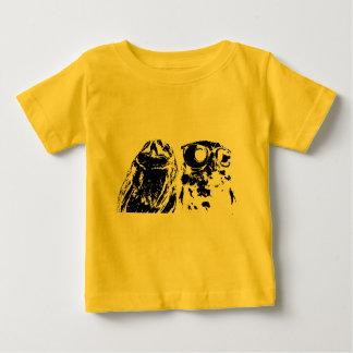 Wise Guys Black Baby T-Shirt