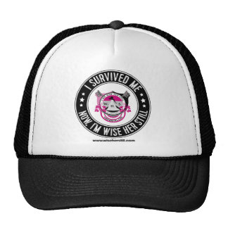 Wise Her Still Collection Cap