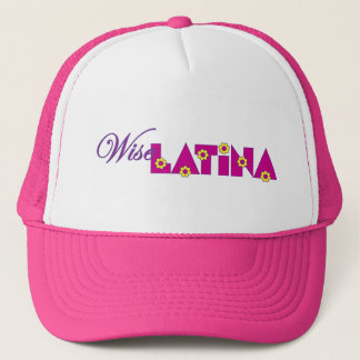 Wise Latina Trucker Hat