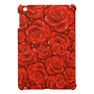 Wise Love Passion Red Roses Cover For The iPad Mini