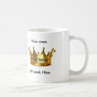 Wise men still seek him Coffee Mug