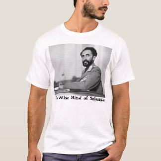 Wise Mind of Selassie Shirt