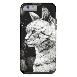Wise Old Cat Phone Case