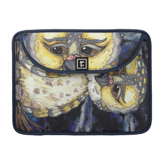 Wise Old Owl Mac Book Pro Sleeve. Sleeve For MacBooks