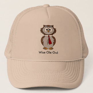 Wise ole Owl Hat