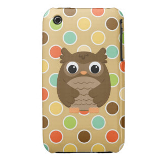 Wise Owl iPhone 3 Case