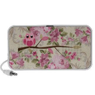 Wise Owl iPod Speakers