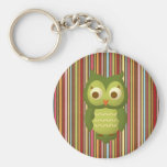Wise Owl Key Chains