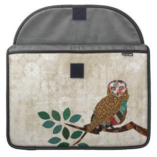 Wise Owl Serenity Macbook Sleeve Sleeves For MacBook Pro