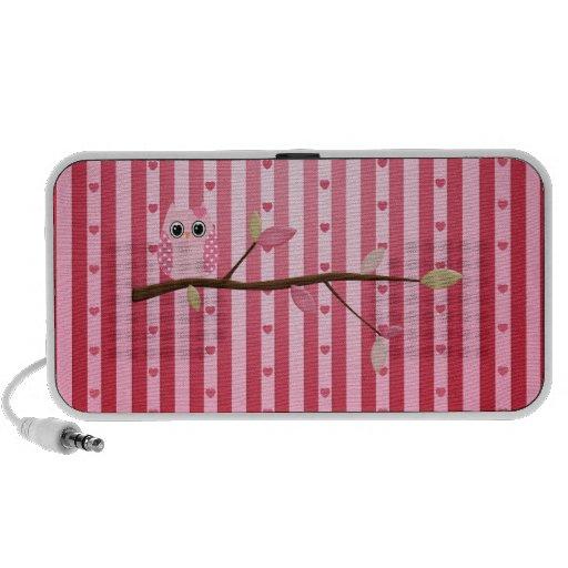 Wise Owl Portable Speaker