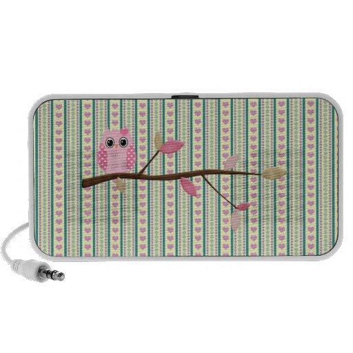 Wise Owl Laptop Speaker