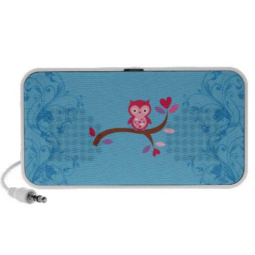Wise Owl Mini Speaker