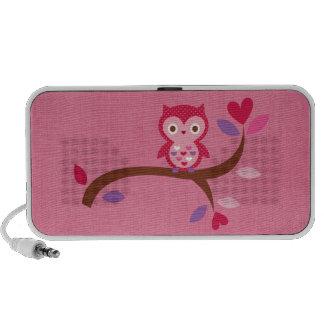 Wise Owl iPhone Speaker